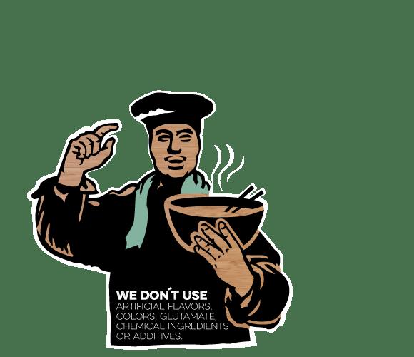 Comida Vietnamita | Comida Sana y sin conservantes | La Vietnamita