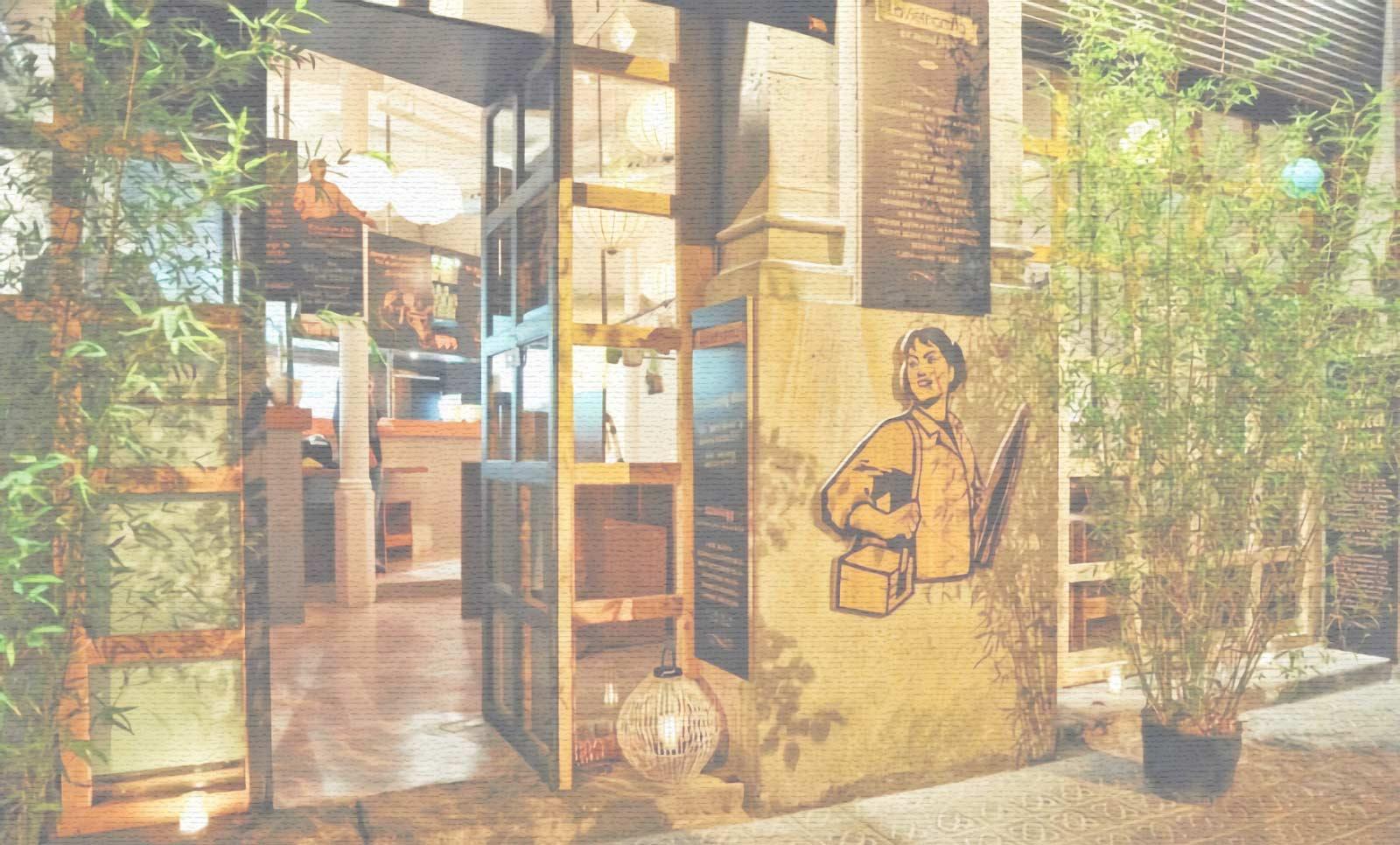 La Vietnamita Born | Restaurant Vietnamita Barcelona | Restaurant en Born