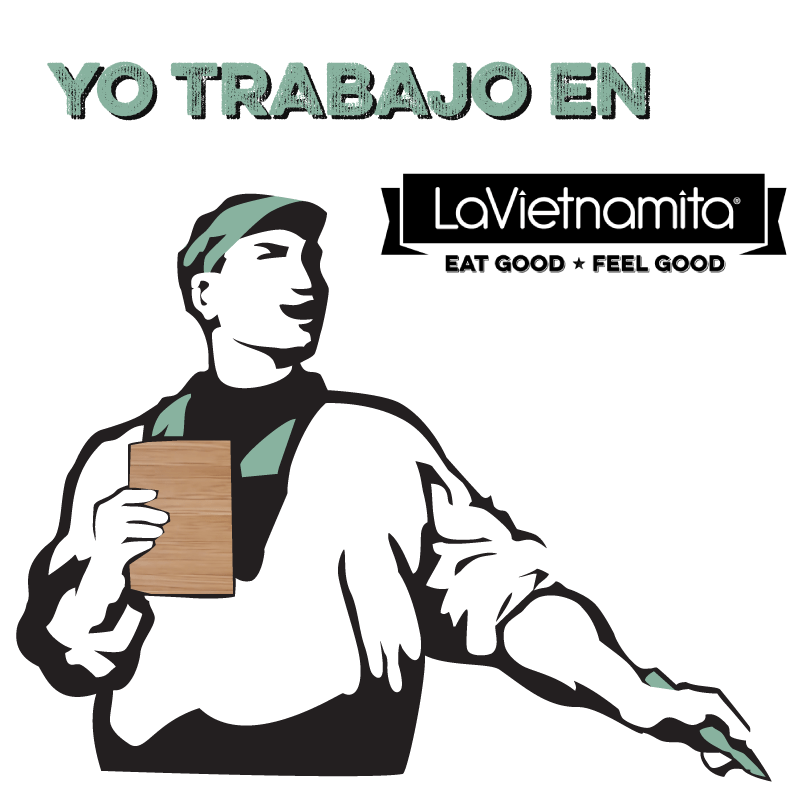 Trabajar en restaurant Barcelona | La Vietnamita