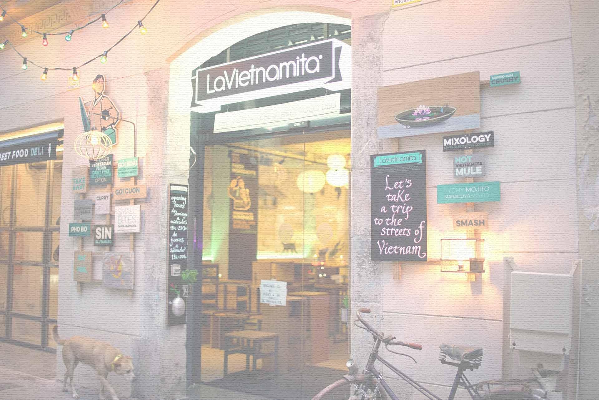 La Vietnamita Sant Antoni | Restaurant vietnamita barcelona